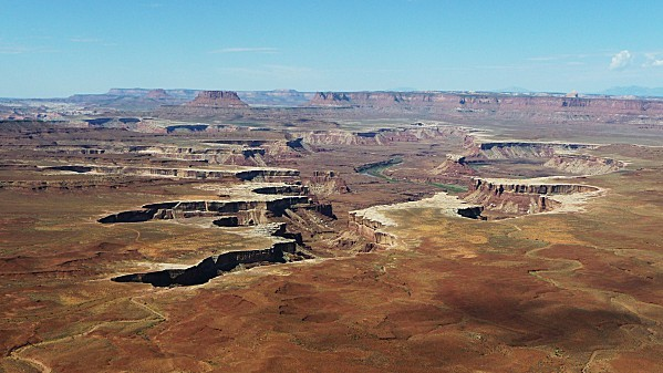 Jour 6 Canyonlands Green River Overlook 3