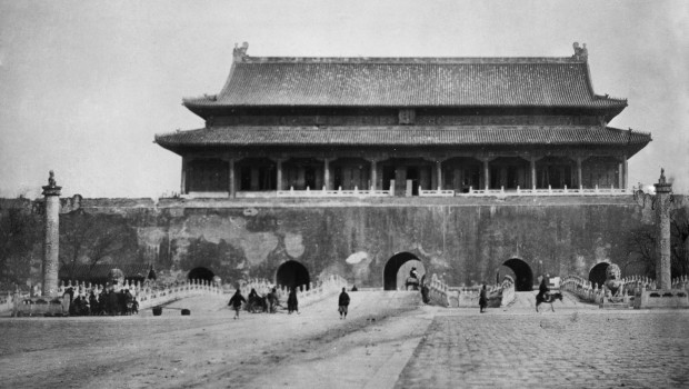 Old Tiananmen (China)
