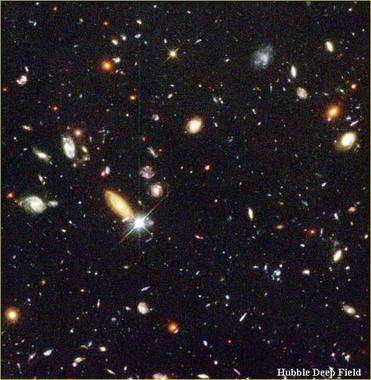 Galaxies lointaines