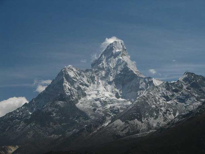 Ama Dablam. Himalaya