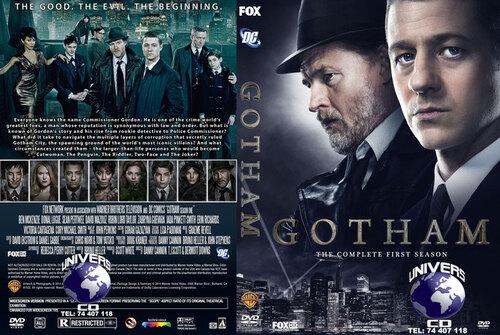Gotham, une série sombre et puissante (saison 1)