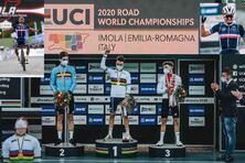 Cyclisme : le nouveau champion du Monde 2020