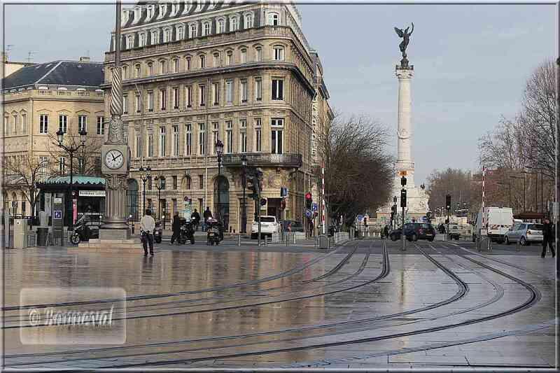 Bordeaux Place de la Comédie