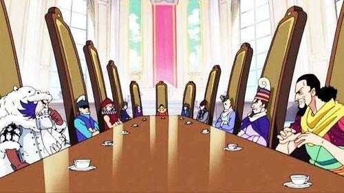Le retour de One Piece Reverie Arc confirmé