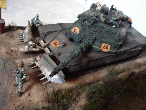 Dans les cartons du repaire : Abrams