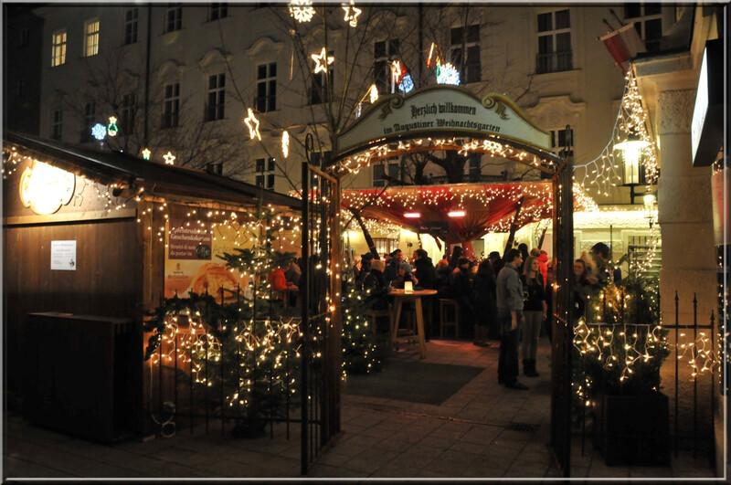 Autriche : marché de Noël à Innsbruck