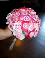 Mamzelle Garance a fait son bouquet...