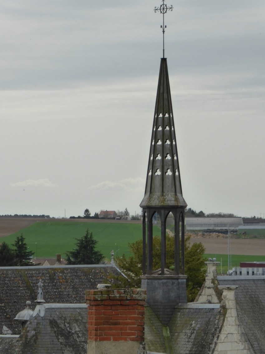 Sainte -Maure en Touraine,