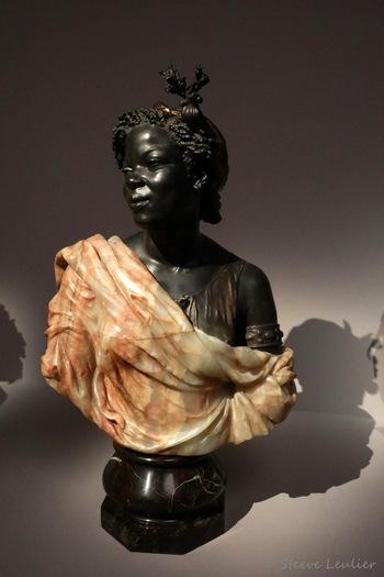 Charles Cordier, Femme des Colonies