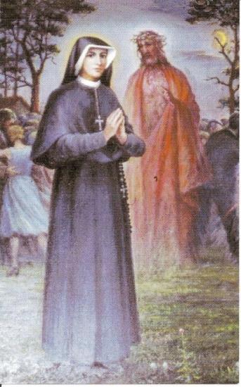 Pologne : Sœur Marie Faustine du Saint Sacrement