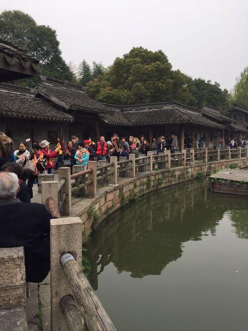 3ème jour à Wuzhen et Hangzhou - 在乌镇和杭州