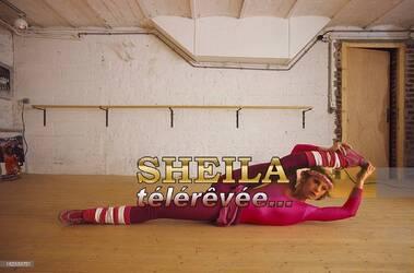 SHEILA A LA BARRE !