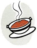 Souffler dans le repas ou la boisson