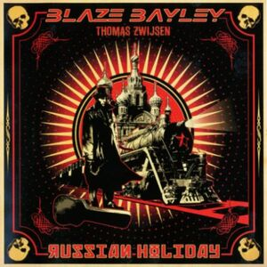 Blaze Bayley - Russian Holiday (2014)