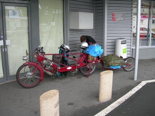 Bretagne à vélo quatrième partie