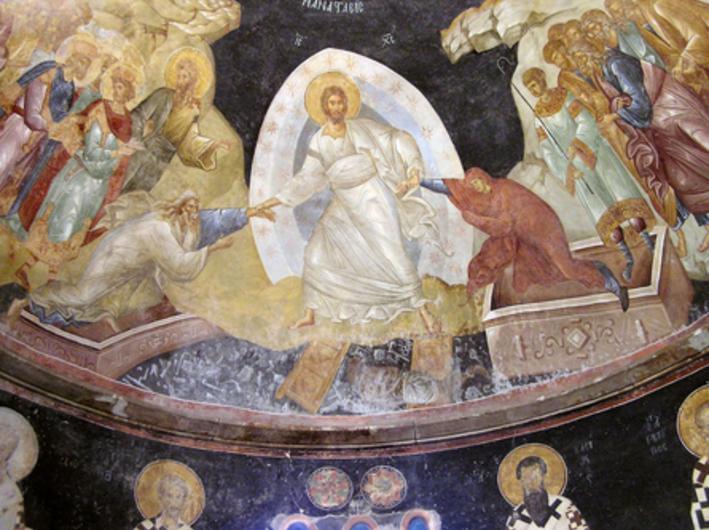 Pâques commémore la résurrection du Christ le 3ème jour après sa passion.