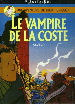 Le Vampire de La Coste - Savard (BD)