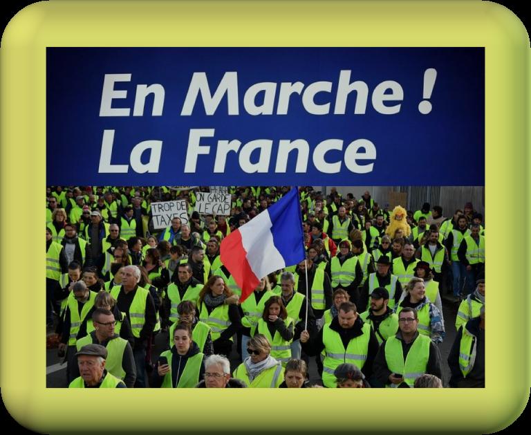 En Marche ! La France