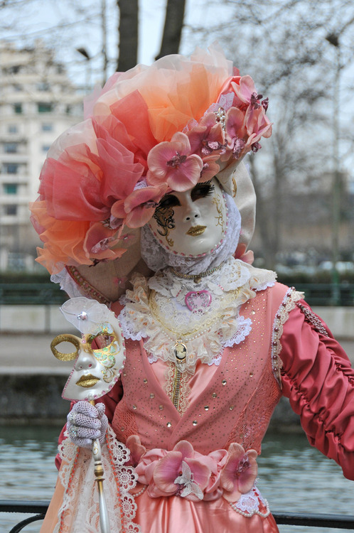 Carnaval vénitien d'Annecy 2017
