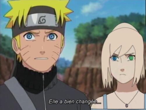 Naruto & Ayame {M.D}