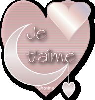 Poème - Aime moi comme de t'A♥ime - De mon Amie laurette - Merci