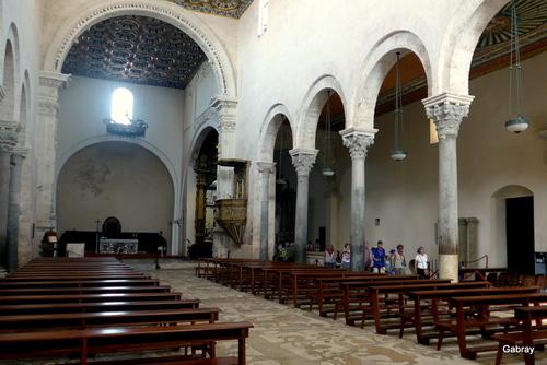 Italie: Otrante, la cathédrale ... n 1