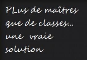 EDUCATION NATIONALE:  LA CASSE A MACRON  VIA BLANQUER - Chapitre 3