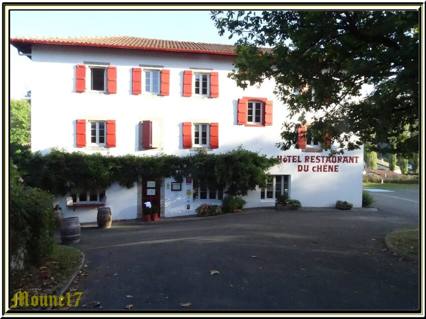 Itxassou (pays basque)