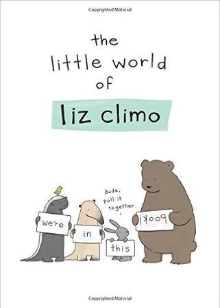 The Little World of Liz CLIMO (le petit monde de Liz CLIMO), livre