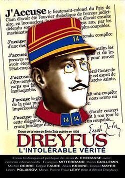 Dreyfus ou l'incroyable vérité