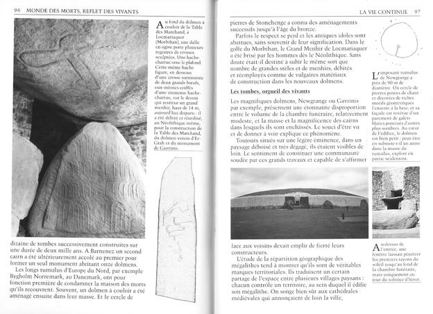 DU NEOLITHIQUE (Nouvelle pierre)
