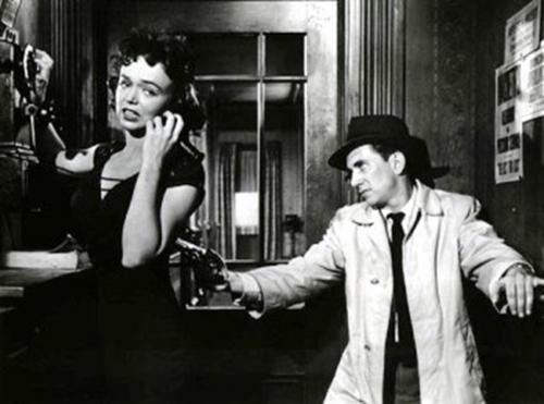 A deux pas de l'enfer, Short cut to the hell, James Cagney, 1957