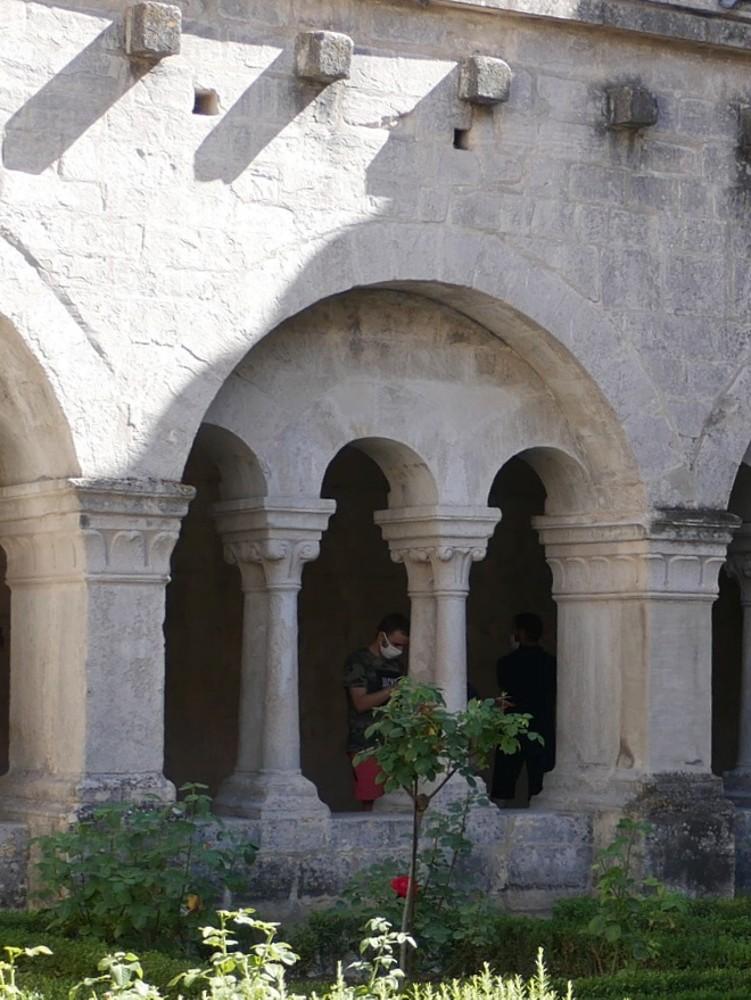 Village de bories - Abbaye Notre-Dame de Sénanque - Vaucluse