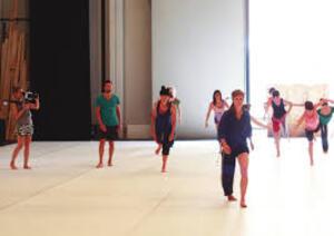 dance ballet class scientific dance reflection