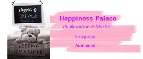 Happiness Palace de Blandine P.Martin