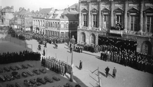 27 février 1945 : Calais libéré, mais Calais bombardé