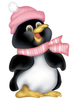 Tube png animaux pour vos montages pingouin