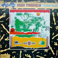 Hugh Masekela - Techno Bush - Complete LP