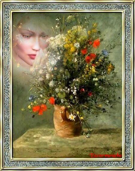 Bouquet souvenirs