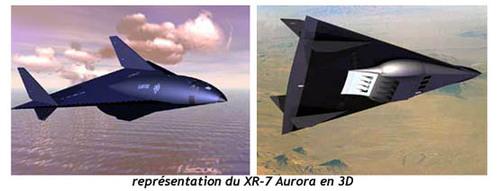 Le XR-7 Aurora