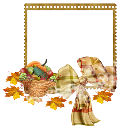 Cadre cluster d'automne 4