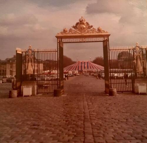 le cirque Jean Richard à Versailles