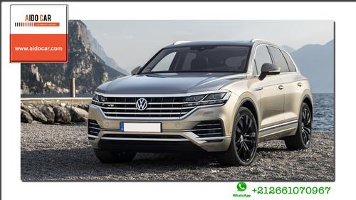 Location voiture Casablanca – Nouveau Volkswagen Touareg 2019