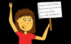 La classe de Madame Figaro