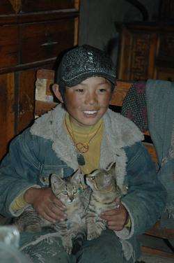 CHINE - TIBET 2007