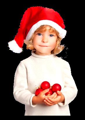 Tubes enfants de Noël 2
