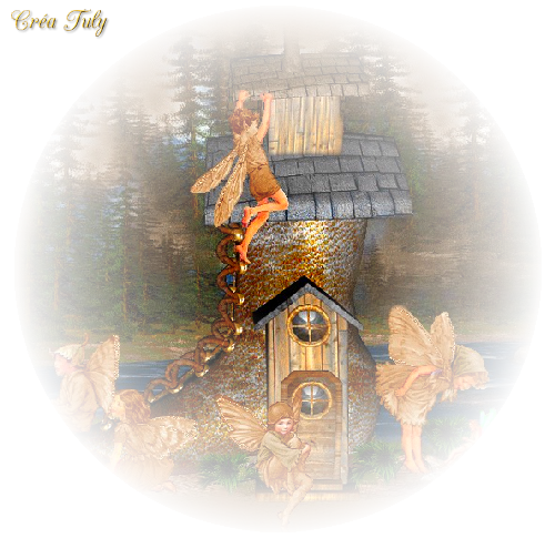 tubes Fées, Elfes, Anges