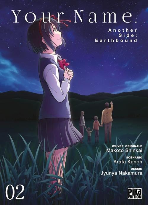 Your name. another side eathbound - Tome 02 - Makoto Shinkai & Arata Kanoh & Jyunya Nakamura