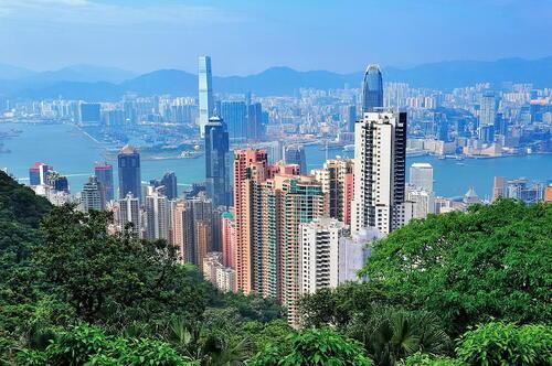 CHINE - Hong Kong, Magic of  (Voyages)