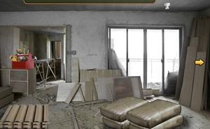 Jouer à Under construction house escape 2
